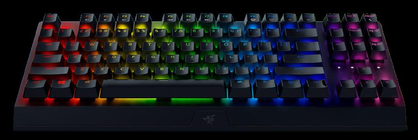 Razer BlackWidow V3 Tenkeyless features
