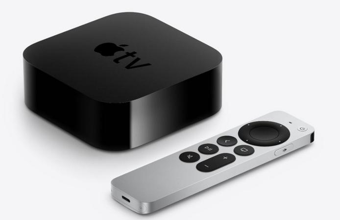 Apple TV 4K 2021.