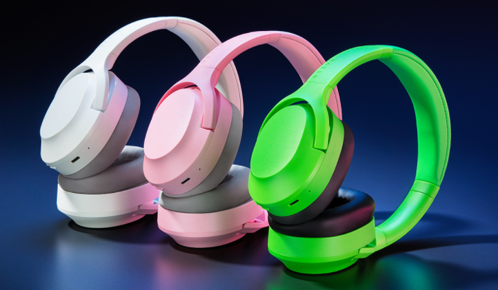 Razer Opus X: Wireless Headphones With ANC Features And Colorful