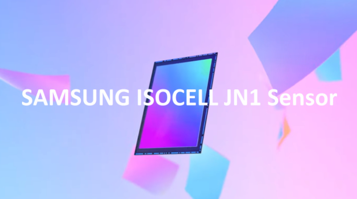 Samsung Introduces The 50MP ISOCELL JN1 Camera Sensor.