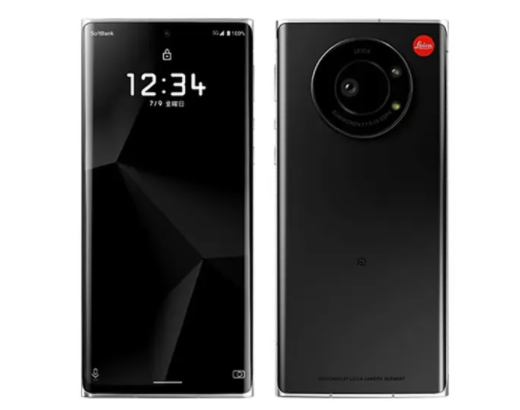 SoftBank Leica