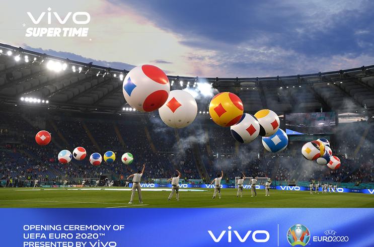 vivo UEFA EURO 2020
