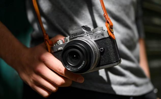 Nikon Z fc..