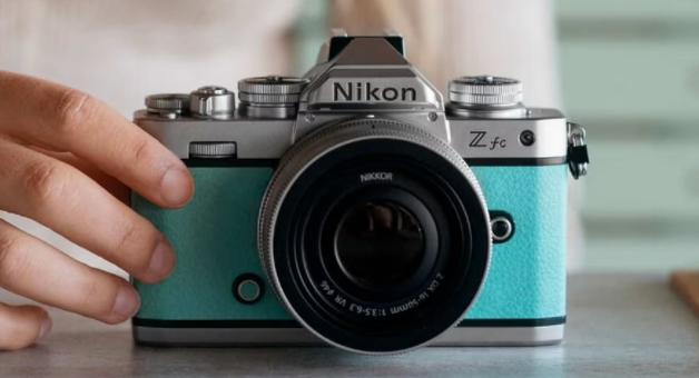 Nikon Z fc.